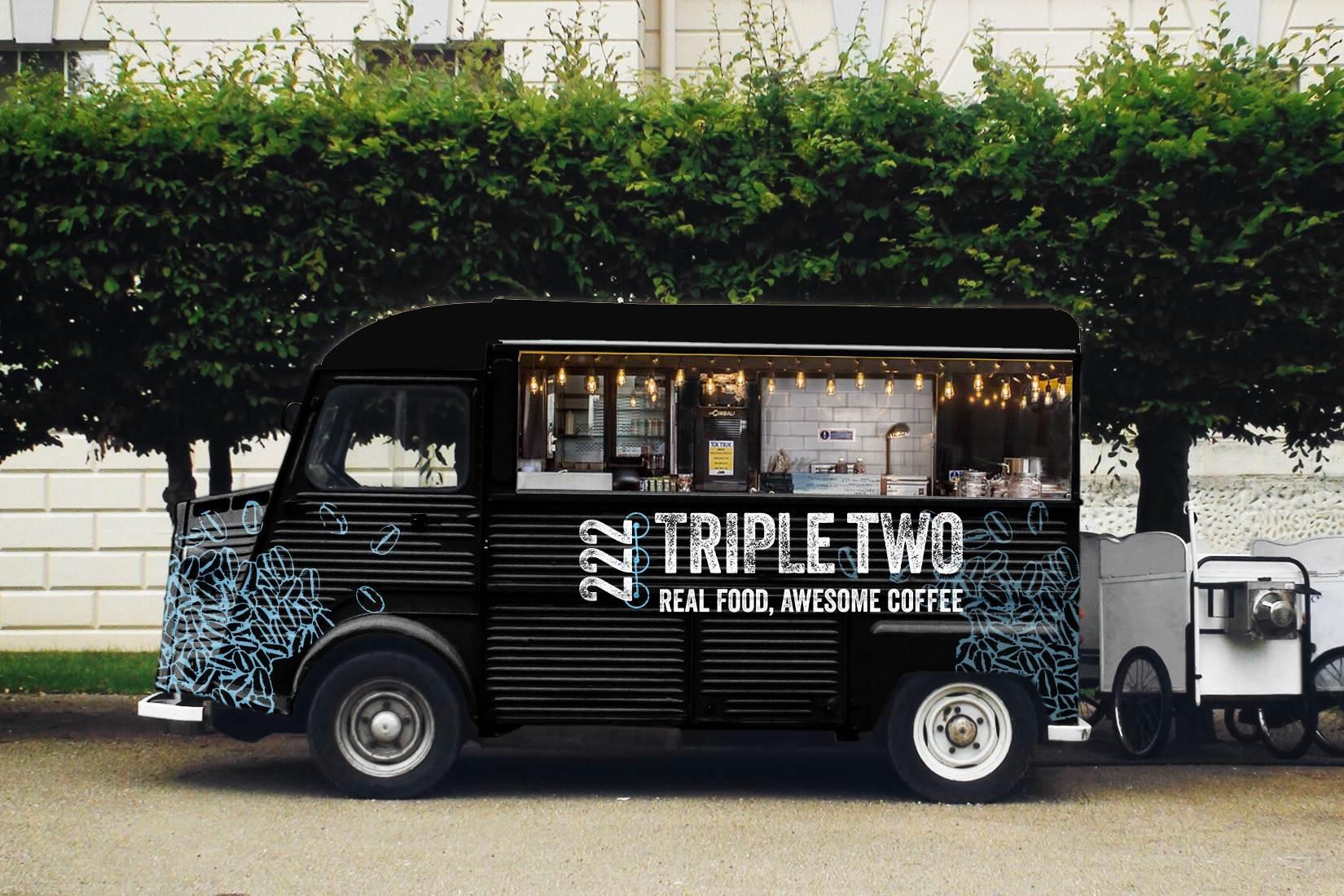 Triple Two Vintage Van